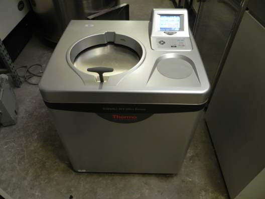 Thermo Fisher Scientific Sorvall WX 80 Floor Ultra Speed Centrifuge