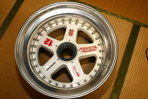 Team SARD JGTC Race Wheel