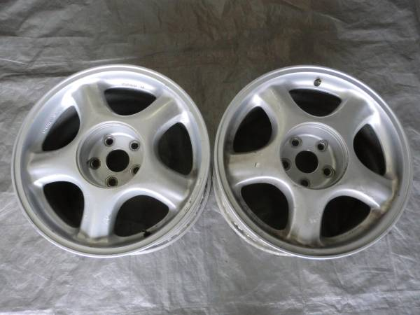 Supra RZ OEM Wheels (Pair)