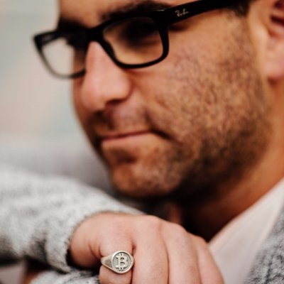 a photo of crypto expert reviewer Charlie Shrem