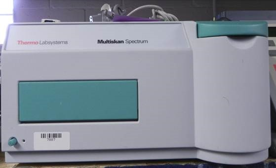 Thermo Labsystems Multiskan Spectrum Microplate UV/VIS Reader