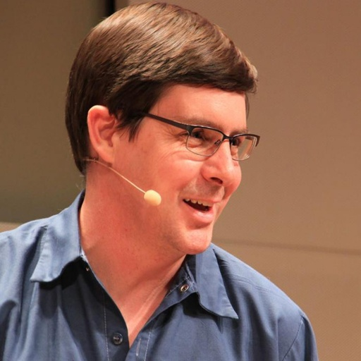 a photo of crypto expert reviewer Gavin Andresen