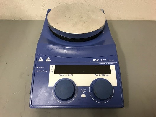 IKA RCT Basic Hot Plate/Stirring Hot Plate