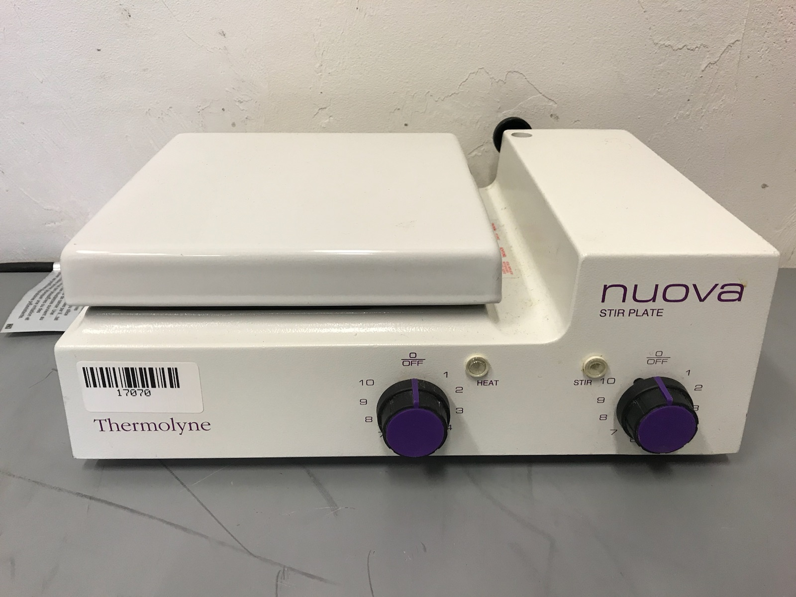 Barnstead Thermolyne Nuova Magnetic Stirrer
