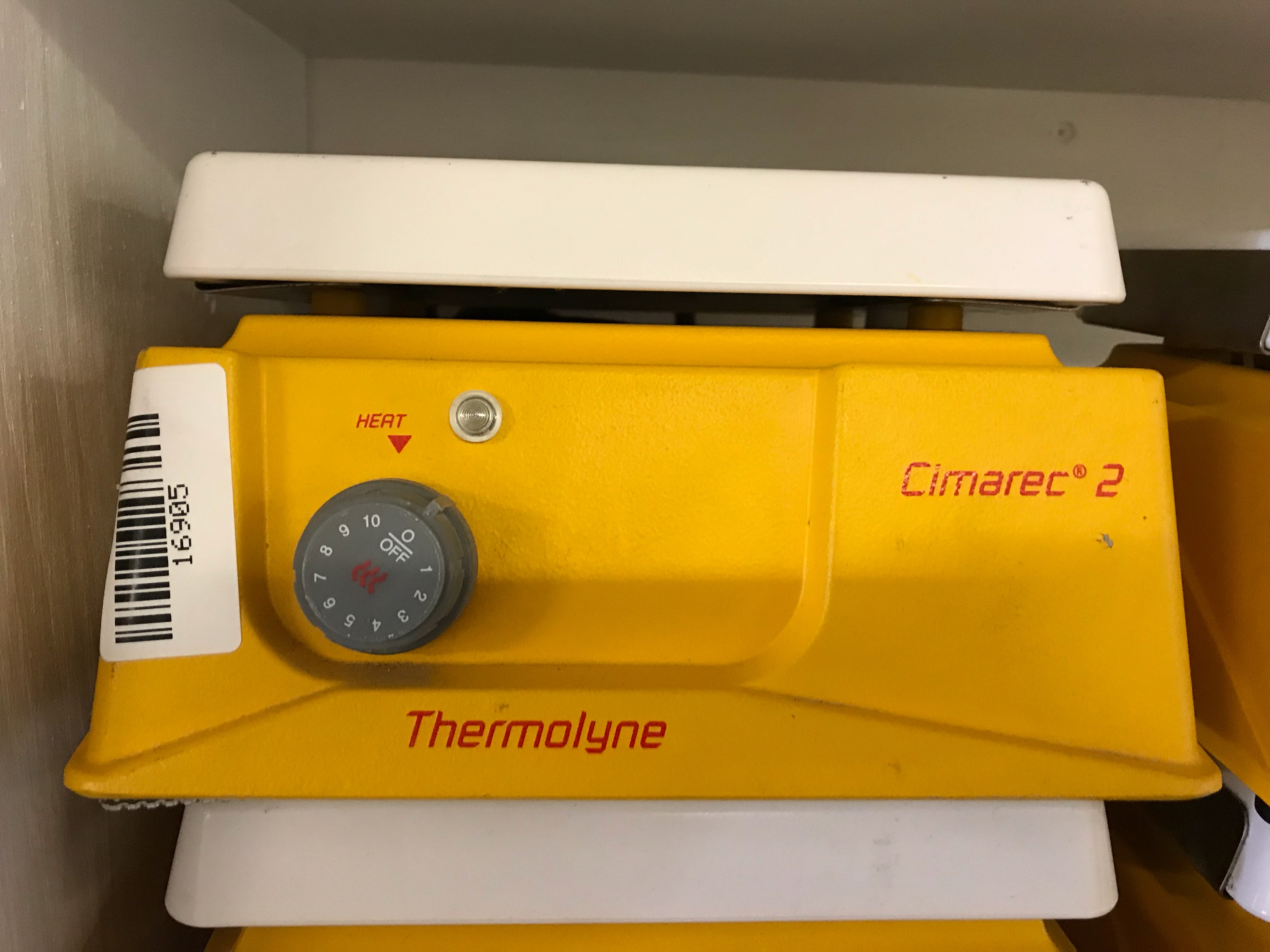 Thermo Scientific Cimarec 2 Hot Plate/Stirring Hot Plate