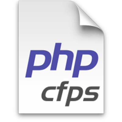 Logo of PHP CFPs
