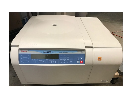 Thermo Scientific Multifuge X1R Benchtop Centrifuge
