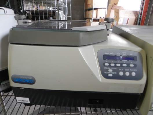 Labconco Rapid Vap SpeedVac Concentrator