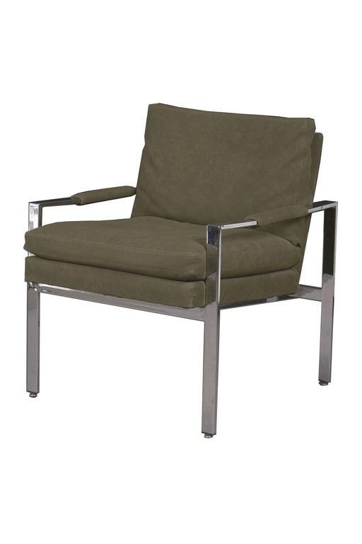 Armchair by Milo Baughman for Thayer Coggin