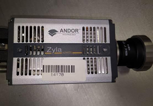 Andor Technology Zyla 5.5 CL10 sCMOS  Microscope Camera