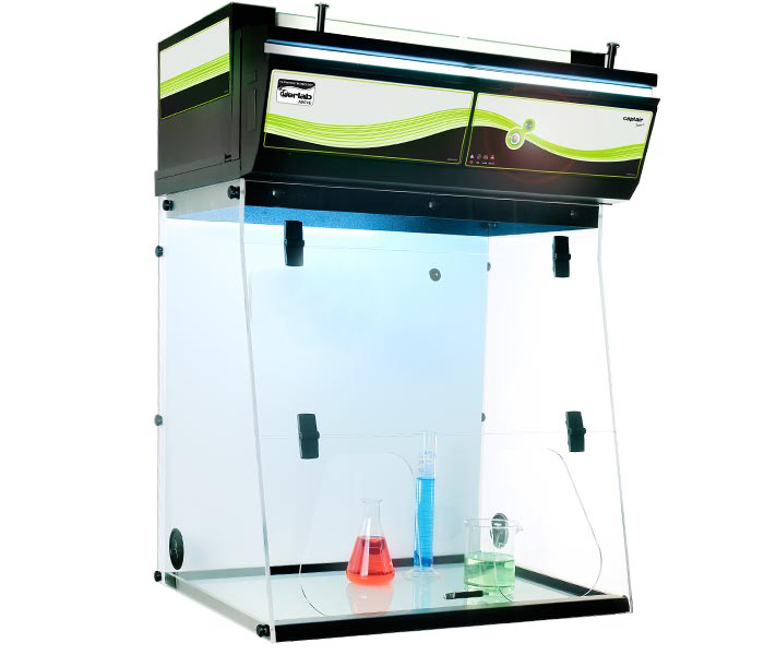 Erlab Captair 321 Smart *New* Ductless Fume Hood