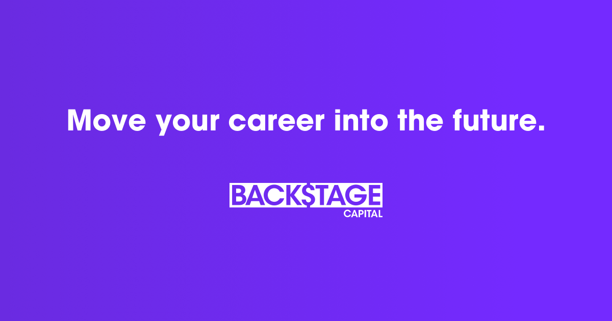Logo of Backstage Talent Network