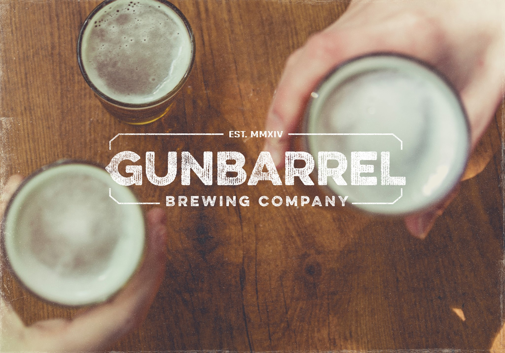 Gunbarrel Brewing Company logo