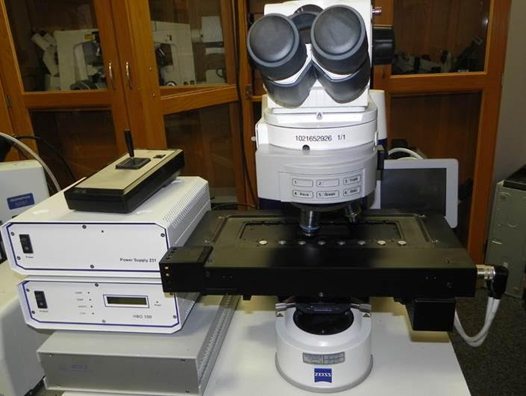 Zeiss AxioImager M1 Compound Microscope