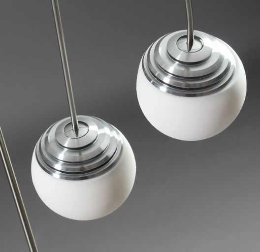 Pair of Livida LED Floor Lamps by Seeddesign