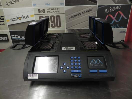 MJ Research DNA Tetrad 2 / PTC-240 PCR / Thermal Cyclers