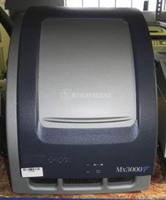 Stratagene MX3000P Flow Cytometer
