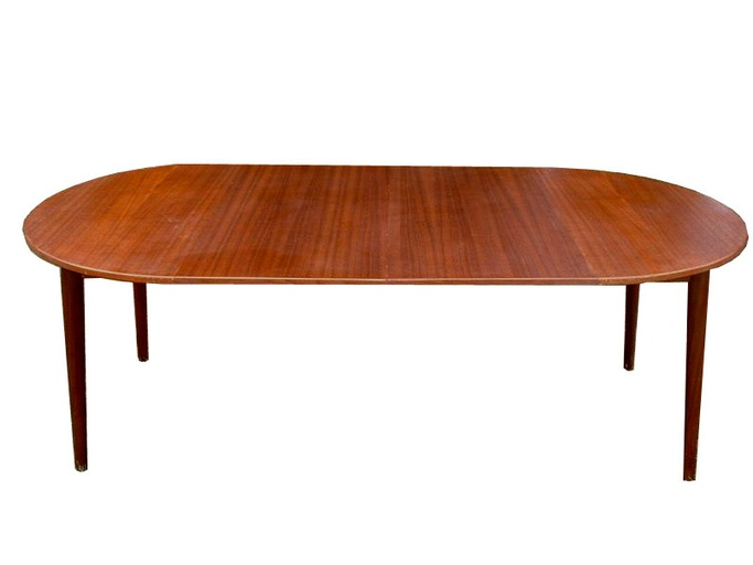 Teak Extension Dining Table by Gudme
