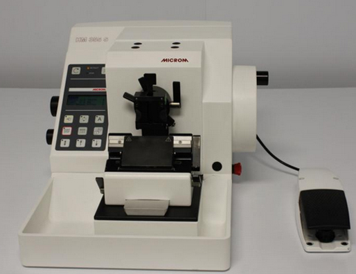 Microm HM 355S Microtome Cryostat