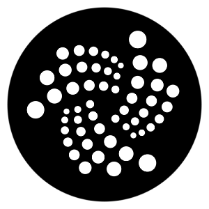 expert reviewed cryptocurrency IOTA logo