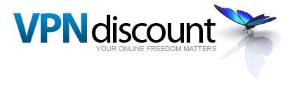 VPN-Discount Logo