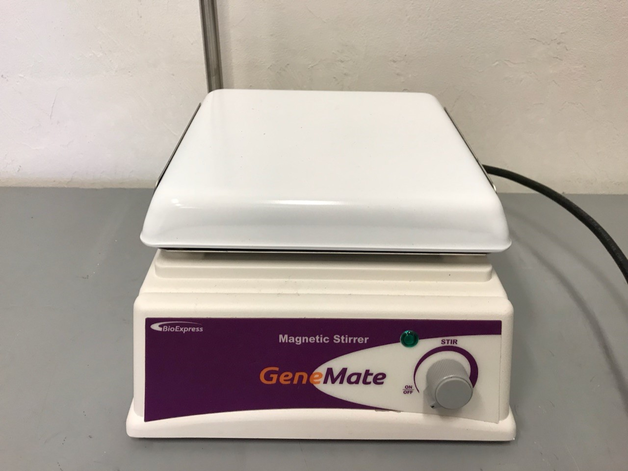 BioExpress GeneMate  Magnetic Stirrer