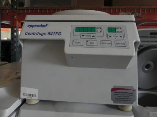 Eppendorf 5417C Microcentrifuge