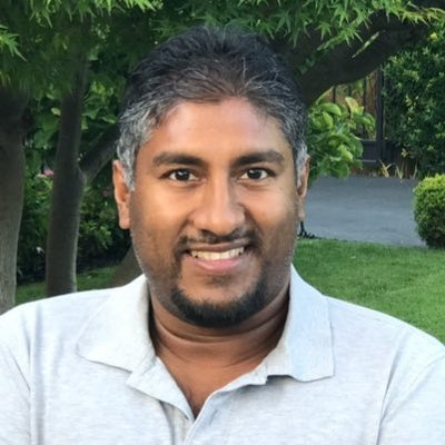 photo of cryptocurrency expert Vinny Lingham
