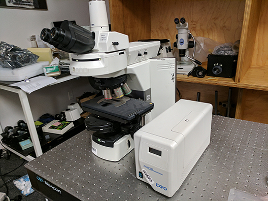Nikon Eclipse 80i High End Research/Fluorescence Microscope