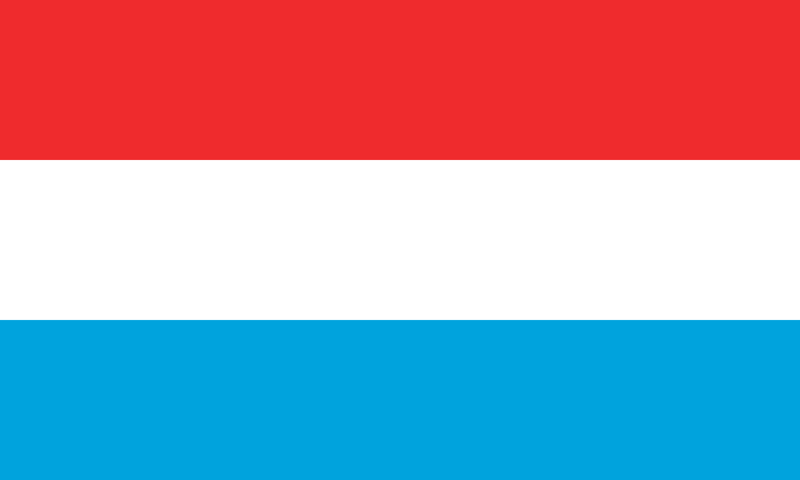 Luxembourger Flag
