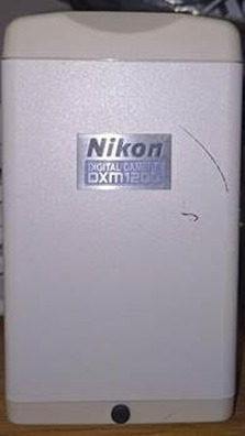 Nikon DXM1200 Microscope Camera