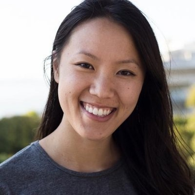 a photo of crypto expert reviewer Linda Xie