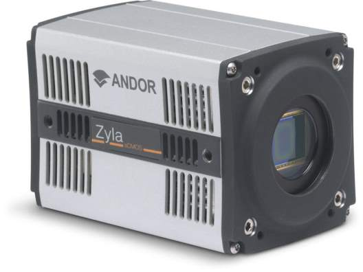 Andor Technology Zyla 4.2 PLUS USB3 Water Cooled sCMOS *NEW* Microscope Camera