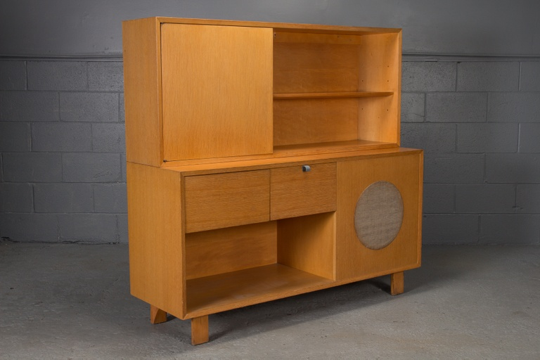 Stereo Cabinet by George Nelson for Herman Miller