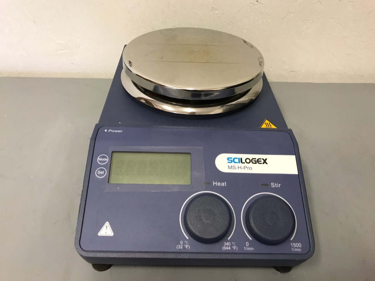 SciLogex MS-H-Pro Hot Plate/Stirring Hot Plate