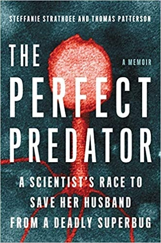 The Perfect Predator book cover
