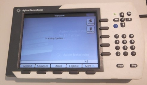Agilent 1200 Series - G4208A Gameboy HPLC Communication Module