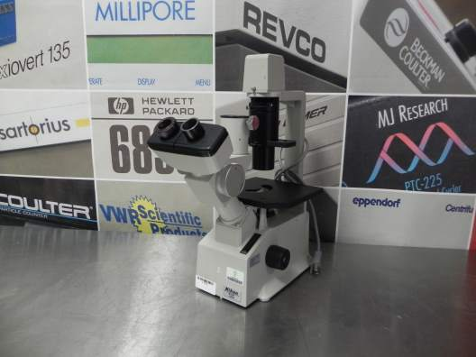Nikon TMS Inverted Phase Contrast Microscope