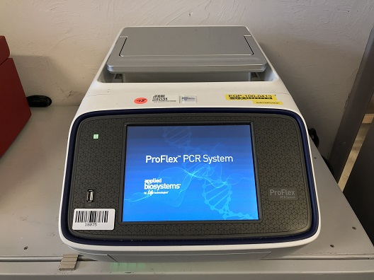Applied Biosystems ProFlex 2x Flat Sample Block PCR / Thermal Cycler