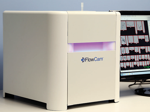 Fluid Imaging Technologies FlowCam 8000 Series *NEW* Sub-Visible Particle Analyzer