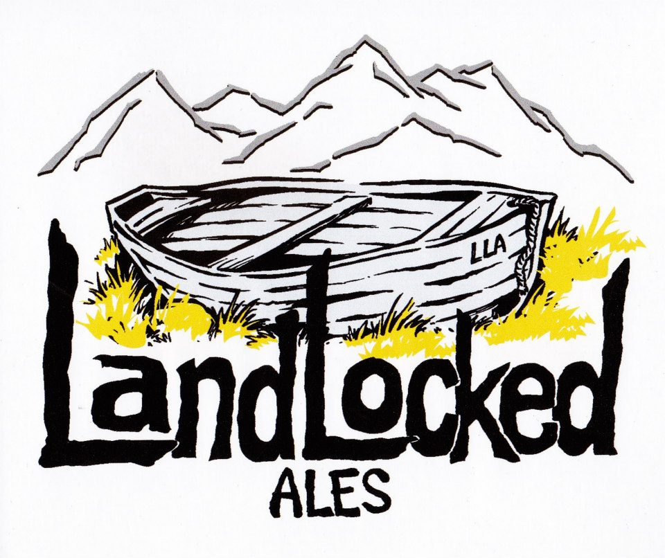 Landlocked Ales logo