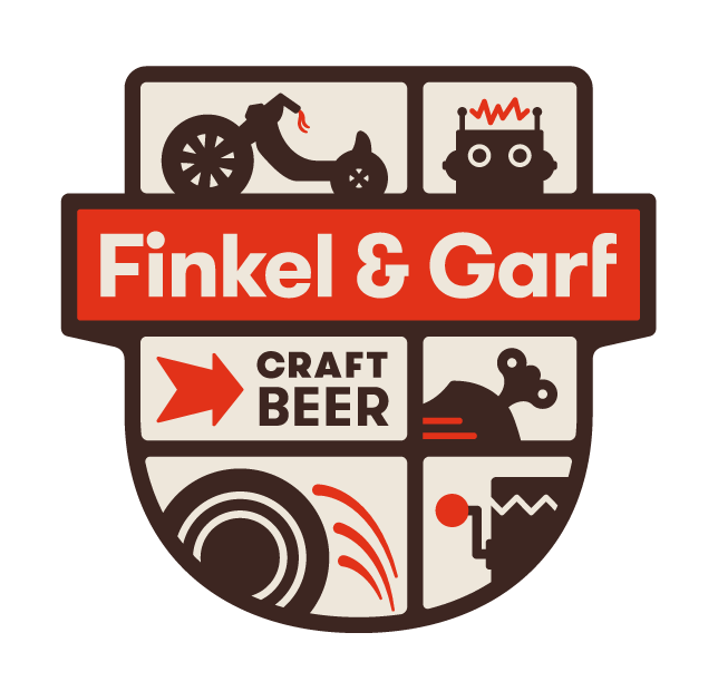 Finkel & Garf Brewing Co. logo