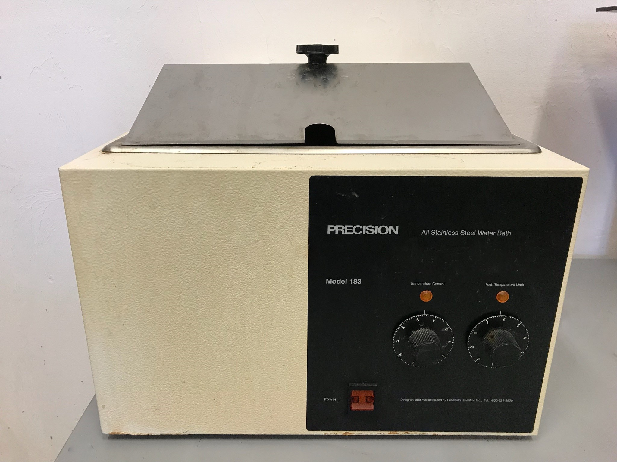 Precision 183 General Purpose Water Bath