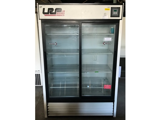 Lab Research Products SLR-45 Glass Door Lab Refrigerator