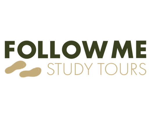 Israel Study Tour - Troy Thomas & Marshall Holtvluwer