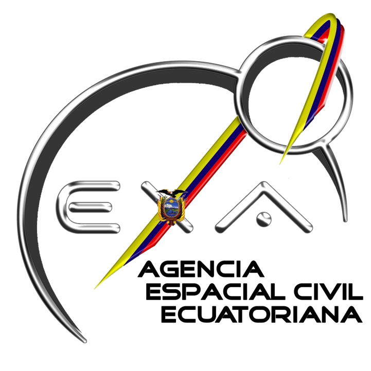 EXA (Ecuador Space Agency) logo