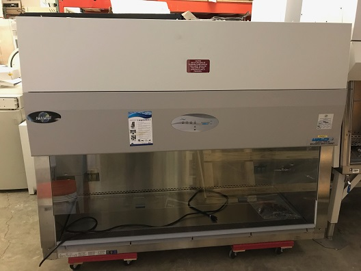 Nuaire NU-540-600 Biosafety Cabinet