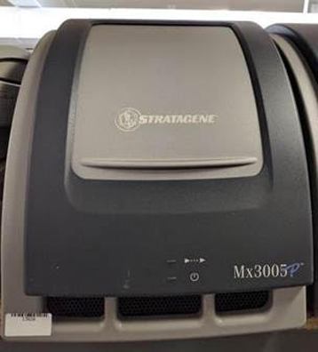 Stratagene MX3005P Real-Time qPCR System
