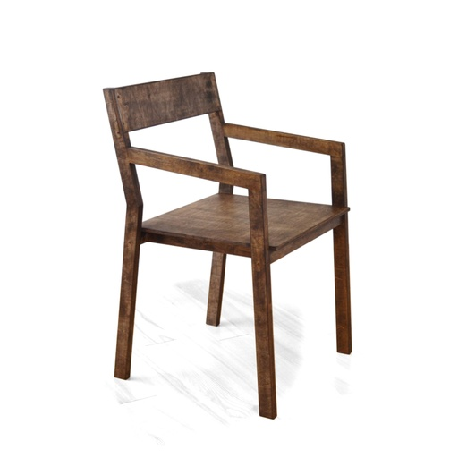 Chair with armrests nuotrauka