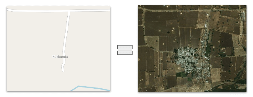 example of a missing map